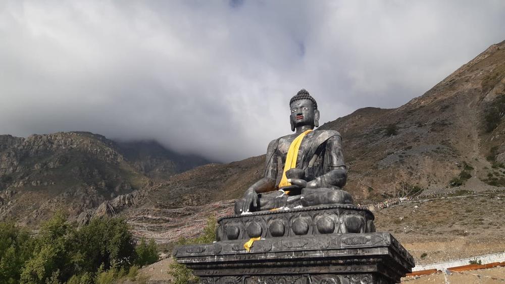 Pélerinage à Muktinath