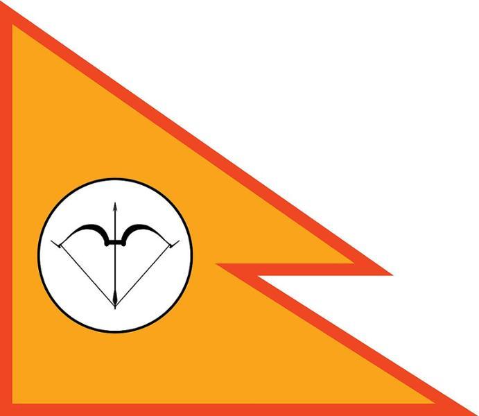 La signification du drapeau unique du Népal