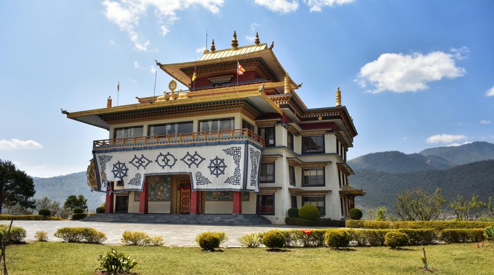 Les sites sacrés Bouddhistes du Népal et leurs légendes