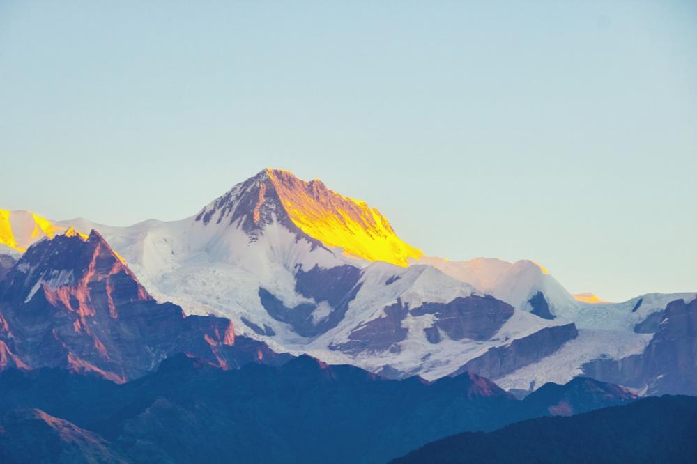 Où contempler un lever de soleil au Népal ?